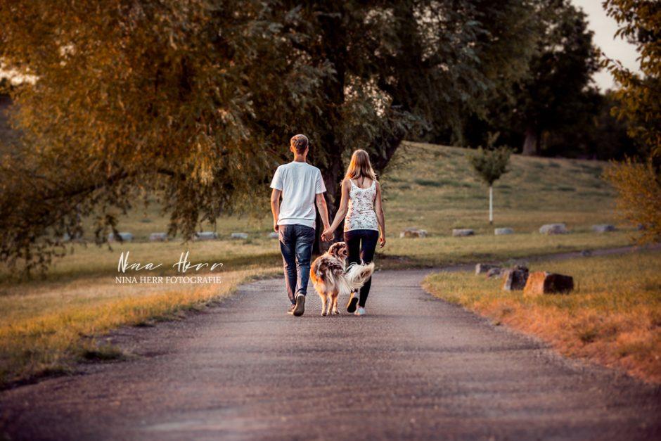 Judith und ihre Männer • Hundefotos Stuttgart